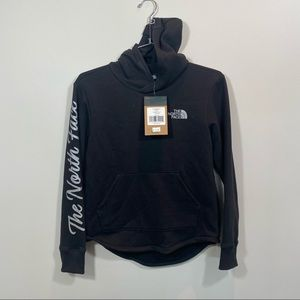 NEW North Face Girls Pullover Hoodie